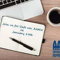 Cafe con AAMA