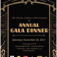 SCC Annual Gala