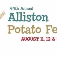 Neema Childrens Choir at the Alliston Potato Festival