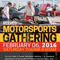 February Motorsports Gathering