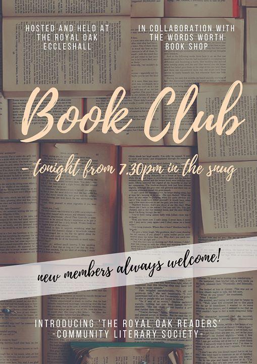 The Royal Oak Readers- Book Club