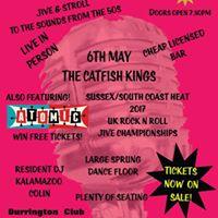 Kalamazoo Live Band Night - The Catfish Kings