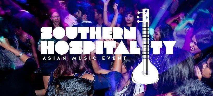 Southern Hospitality with DJ Serg Pyro