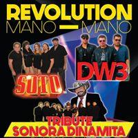 Revolution Mano Y Mano Dance &amp Show