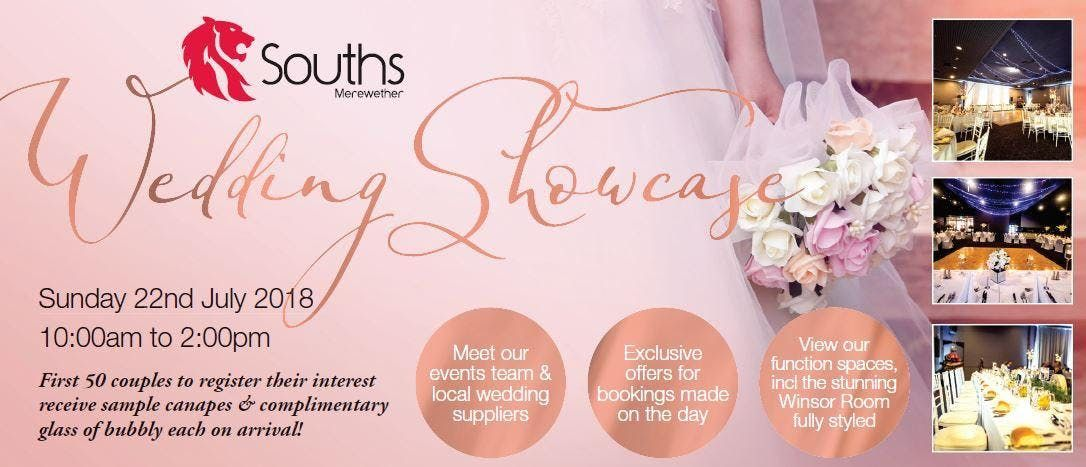 Souths Wedding Showcase