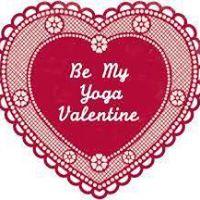 Valentines Partner Yoga