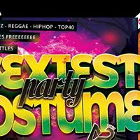 Sexiest Costume Party - African  Caribbean International Party