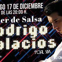 RODRIGO PALACIOS EN OLIMPO BAILA - Taller de Salsa y Social SBK