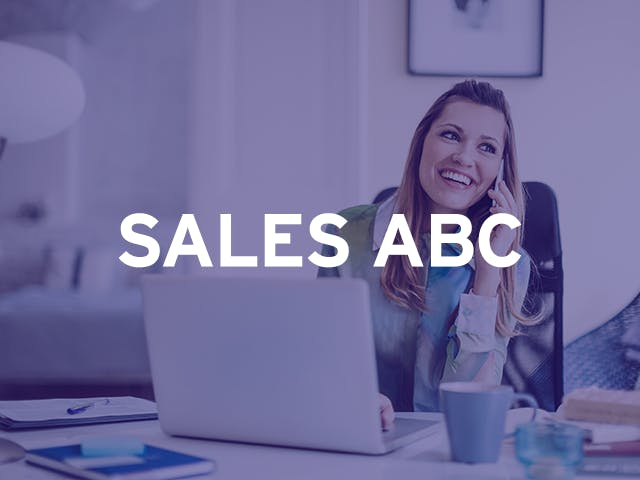 TechAlliance Sales ABC Workshop on May 17 24 and 31 2018