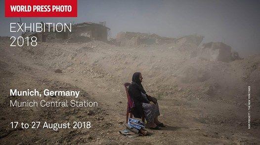 World Press Photo Exhibition 2018 Munich Germany