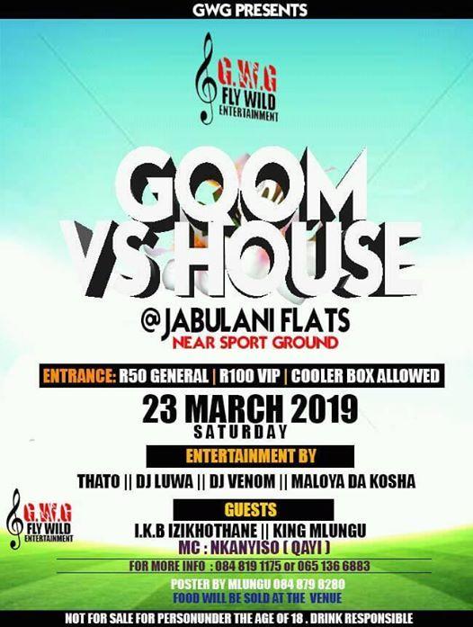 Gqom vs House