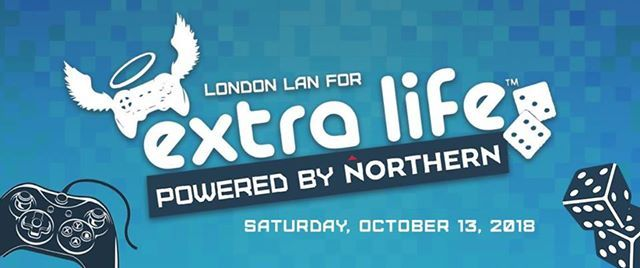 London LAN for Extra Life - Powered by Northern