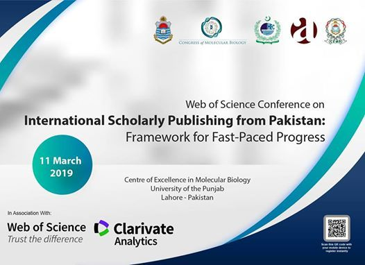 Web of Science Conference on International Scholarly Publishing