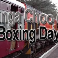 Boxing Day Diesel Train