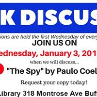 Book Discussion &quotThe Spy&quot by Paulo Coelho