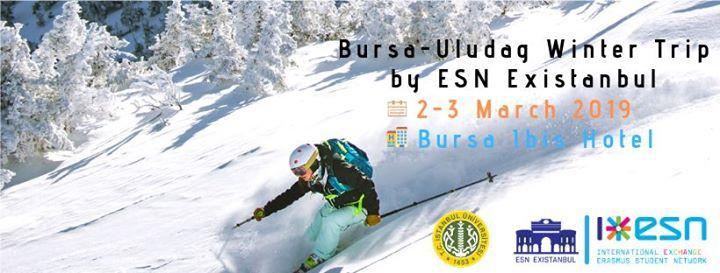 ESNow Bursa - Uluda Winter Trip by ESN Existanbul