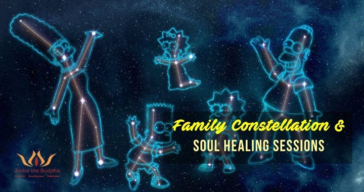 Family Constellation & Soul Healing session