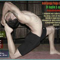 Ashtanga Yoga Intensiva