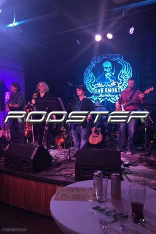 Rooster Live at Iron Smoke Distillery