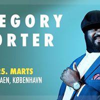 Gregory Porter - Operaen Kbenhavn - Udsolgt