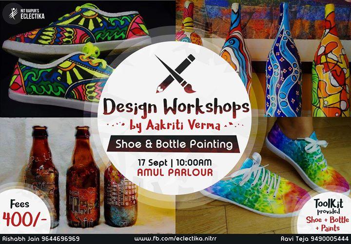 Design Workshops by Aakriti Verma