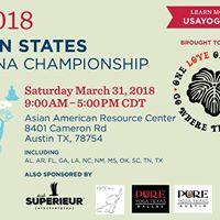 Southern States Yoga Asana Championships