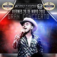 Espinoza Paz en concierto
