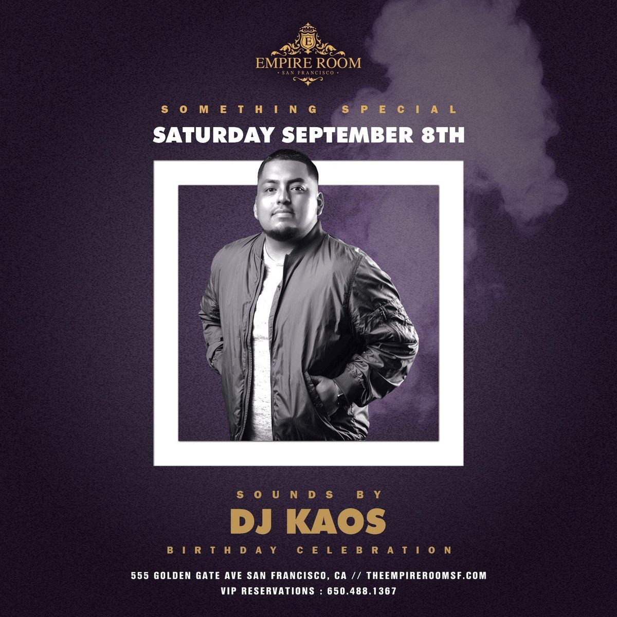 Something Special with DJ Kaos (E&R Awards Best Open Format