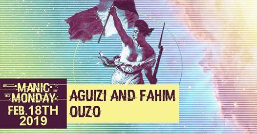 Aguizi & Fahim  Ouzo