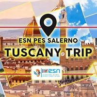 ESN SALERNO-Tuscany Trip