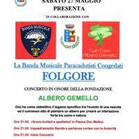 Concerto Banda Musicale Paracadutisti Folgore