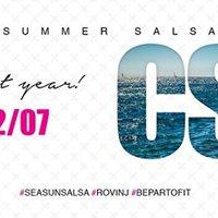 14 Croatian Summer Salsa Festival