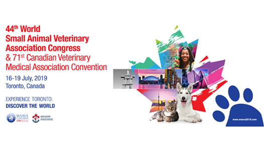 44th WSAVA World Congress & 71st CVMA Convention