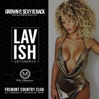 Lavish Saturdays at Fremont Country Club DTLV