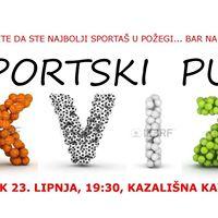 Sportski pub kviz