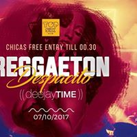 Reggaeton especiales despacito I top six I sobota I saturday 7.10