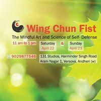 Inaugural Workshop at WingChunFist