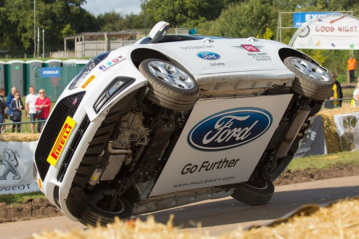Thruxton Ultimate Stunt Driving Experience