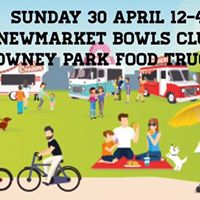Downey Park Food Trucks at The Newmarket