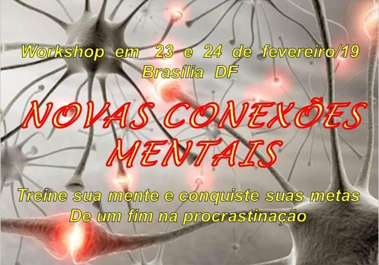 NOVAS CONEXES MENTAIS