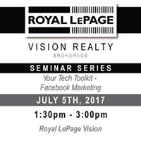 Seminar Series Facebook Marketing for Real Estate