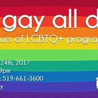 All Gay All Day on Radio Western
