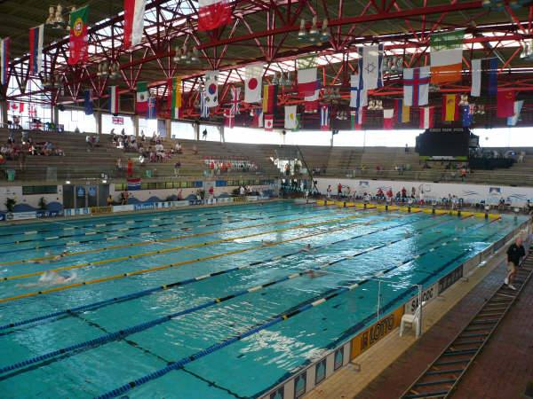 Tyr Prestige Tournament At Kings Park Swimming Pool Durban Durban