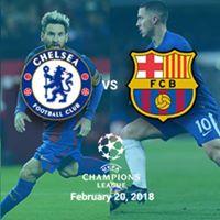 Chelsea vs Barcelona Ahmedabad screening