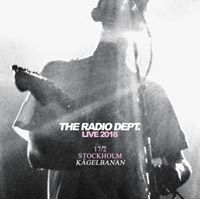 The Radio Dept.  Stockholm