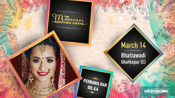 The Marwari Shopping Fiesta - Ghatkopar Edit