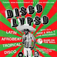 Discolypso Clubnight at Band on the Wall