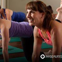 Curso de Pilates Mat - Physio Pilates