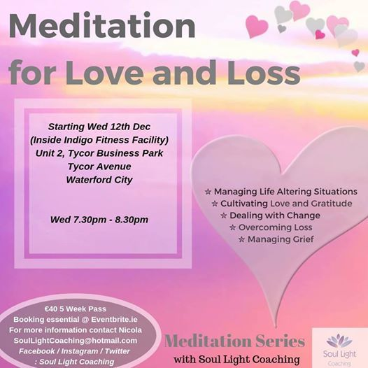 Meditation for Love and Loss
