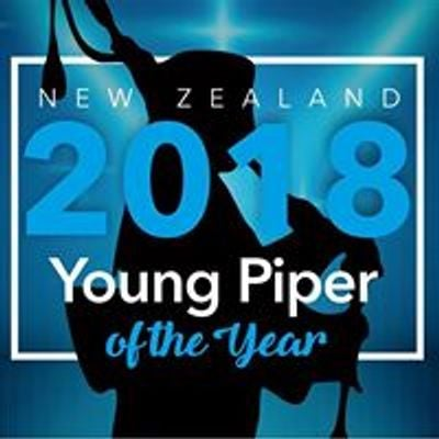 NZ Young Piper of the Year